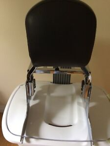 H D Softail Backrest