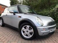 MINI 1.6 One 3dr Silver #Low Miles #Low Insurance Group #Cheap To Tax #Alloys #12 Months Mot