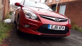Excellent condition low mileage Hyundai I30