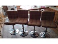4 breakfast chairs