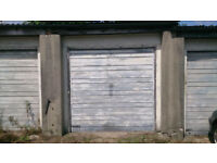 Secure single garage to rent in Norbury