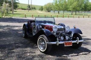 1939  Jaguar Duke Project Car , one of a kind
