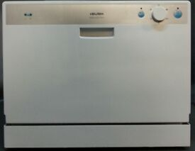 Bush Dishwasher WQP6-3202FS11/PCC64215, 3 months warranty, delivery available in Devon/Cornwall