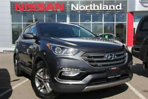 2017 Hyundai Santa Fe Sport 2.4/AWD/Bluetooth/ECO/Alloys/USB