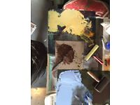 Art Classes - Drawing Painting Printmaking professional tutor 30 years of experience