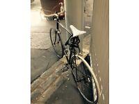 Vintage Raleigh Racing Bike, 63cm