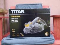 Titan planer.