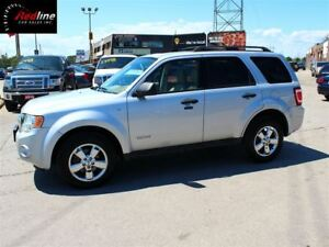 2008 Ford Escape XLT V6 LEATHER-SUNROOF