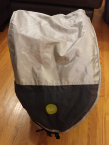Sun Shade n Bug Cover for Infant Carseat