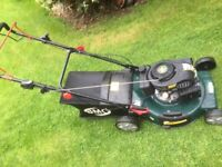 "BMC 20"" self propelled mower"