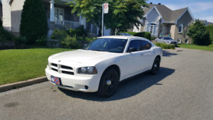 Dodge Charger SE police pack 2009