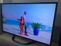 LG 47LN575V 47inch FULL HD LED 1080p SMART TV BUILT IN FREEVIEW HD + WIFI, TV IS IN MINT CONDITION