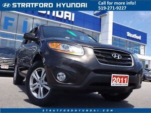 2011 Hyundai Santa Fe GL 2.4 Premium | NO ACCIDENTS | ALL WHEEL