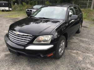 2006 Chrysler Pacifica Touring 4dr Front-wheel Drive