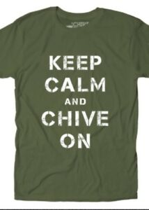Mens size large KCCO army shirt for sale