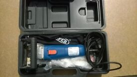 DRAPER BISCUIT JOINTER 75303 , 880W, 230V, Used for One Job
