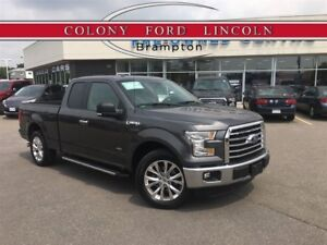 2015 Ford F-150 FORD CERTIFIED, LOW % RATES & EXTRA WARRANTY!