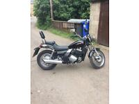 250 Kawasaki Eliminator (will swap for 125)
