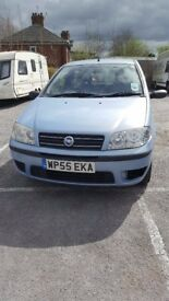 Punto mk 3 2 door. 1.2 5 speed box. 12mnths MOT