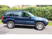 JEEP CHEROKEE 4.7 V8 Automatic This Is an Excellent Jeep 2000 W reg £695