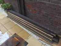 Decking Boards 2.4m x 14cm each