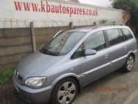 Vauxhall Zafira Elegance 2L DTI 16V breaking for spares Wheel Nut