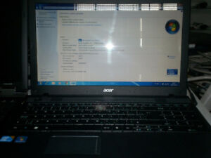 Acer travelmate 5744 core i 3 2.53ghz