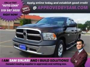 Dodge Ram 1500 - APPROVEDBYSAM.COM GETS IT DONE!
