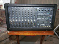 PEAVEY XR696F POWERED MIXER