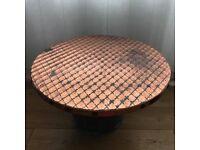 Vintage Copper Table Top