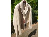 LINEN MIX PASTEL JACKET BY KALEIDOSCOPE - NEW WITH TAGS - SIZE 20