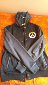Overwatch Hooded Jacket, Large