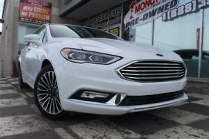 2017 Ford Fusion SE | AWD | Backup Camera | Bluetooth |