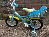 Halfords kids bike used once!