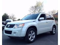 LHD SUZUKI GRAND VITARA 2.4 AUTO 4X4 2011 Left Hand Drive 5 Door
