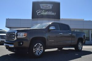 2016 GMC Canyon Crew 4x4 SLT Long Box