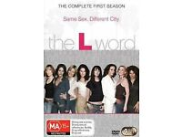 THE COMPLETE L WORD COLLECTION BOXSETS - £2 EACH