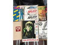 Job lot comics graphic novels