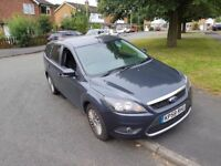 Ford Focus Estate Tdci
