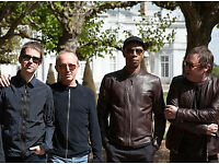 2 Ocean Colour Scene Tickets 25th August Belfast
