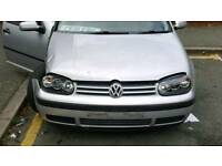 Golf 1.6 automatic spares or repairs