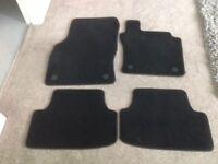 Genuine Volkswagen Mk7 car mats