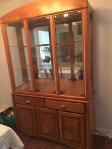 Moving sale - hutch / buffet best offer