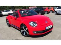 2016 Volkswagen Beetle 2.0 TSI 220 Sport 2dr DSG Automatic Petrol Cabriolet