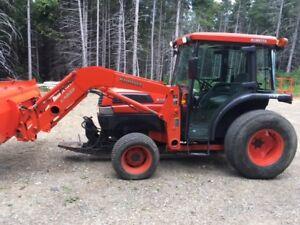 tractor tracteur kubota massey ferguson