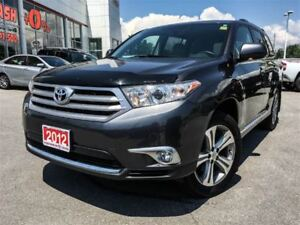 2012 Toyota Highlander LIMITED-NAVIGATION!