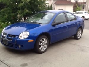 2004 Dodge SX 2.0 - Manual 5 Speed