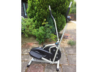 Compact Cross Trainer, good condition, two handle positions, could deliver within 10 miles