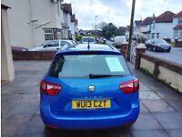Seat Ibiza 1.2 TSI SE ST, 105 BHP, Estate, Automatic DSG 6000 £