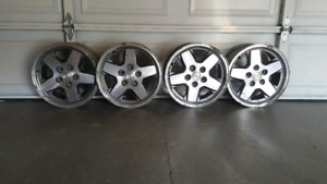 2004 Jeep Cherokee Rims